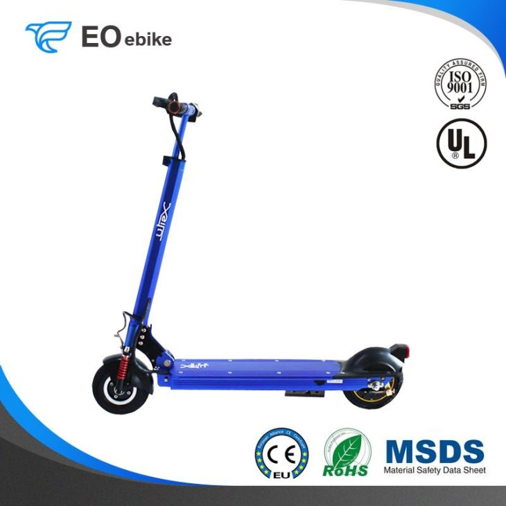 300W Brushless Motor Lithium Battery Infinity Electric Smart Scooter