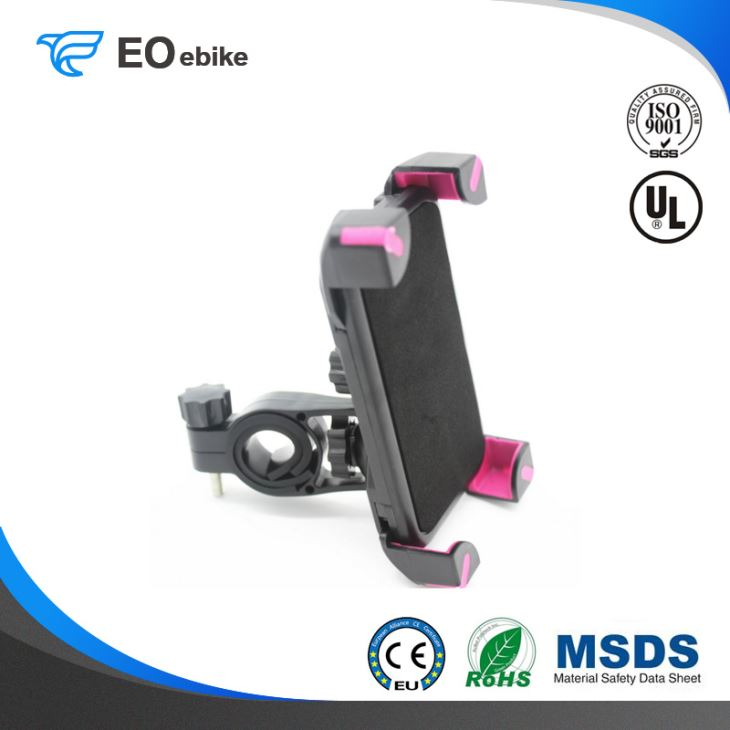 360 Degree Rotation Handlebar Clip Brand New Bike Phone Mount