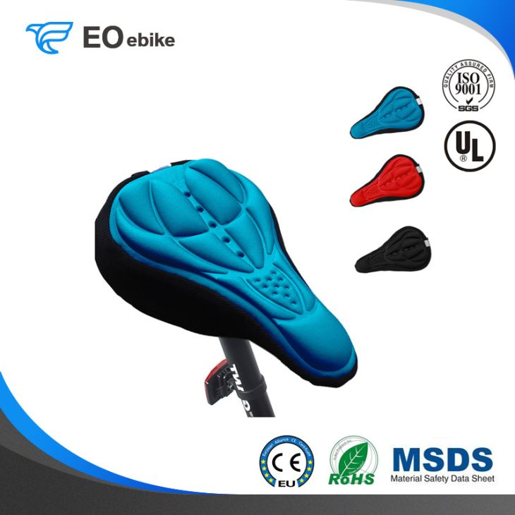 3D Design Hollow Soft Cushion Road MTB Comfortable Bike Saddle