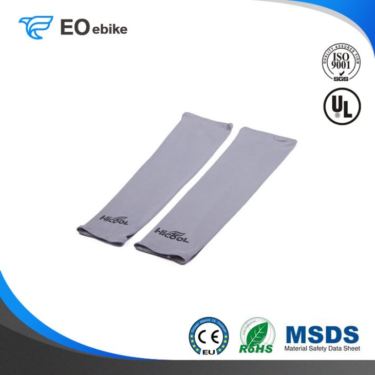 Foldable Icy Touch Light High Elastic Fabric Sport Oversleeve