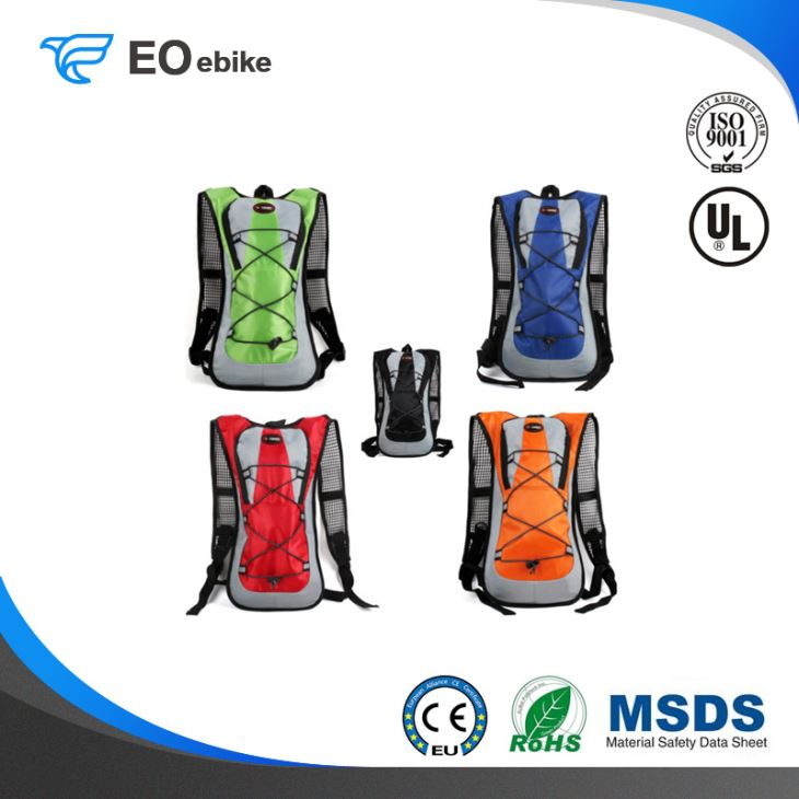 Shoulder Balance Backpack Waterproof Fresh Outdoor Travel Sport Bag