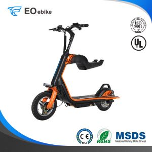 48V/12Ah Lithium Battery 350W New Design MIKU Electric Smart Scooter