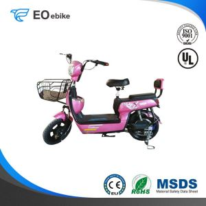48V Lead Acid Battery Optional Color Golden Monkey Electric Pedal Scooter