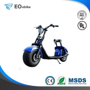 60V/12Ah Lithium Battery 1000W 18x9.5'' Cool Youth Electric Harley Motorbike
