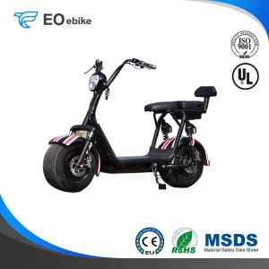 60V Lithium Battery 18x9.5'' New Design City Smart Electric Harley Motorbike