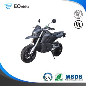 72V/30Ah Gel Battery 3000W DC Brushless Motor M5 Luxury Electric Motorbike