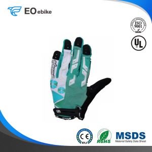 Anti-impact Shock Proof Full Long Finger Non Slip Bike Gloves