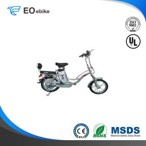 EN15194 48V Lithium Battery 240W 16'' Hot Sale Golden Peacock Electric City Bike
