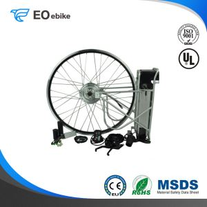 Hall Optional Hand-built Motor Wheel 250W Electric Bike Conversion Kit