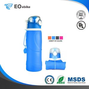 No BPA No Smell Heatproof Light Relief Valve Bike Water Bottle
