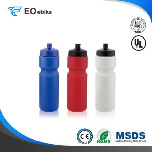 PE Material Unique Shape And Unbreakable Body Bike Water Bottle