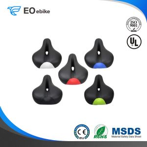 Soft Sponge Shock Resistant Seat For MTB Thicken And Waterproof Bike Saddle