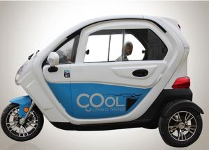 New Energy Electric Passenger Tricycle